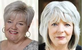 Hairstyles For Overweight Women Over 50 With Latest 60 Round Face