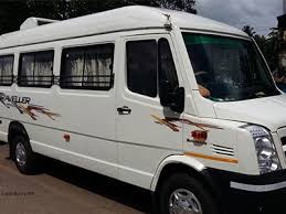 book tempo traveller in ahmedabad