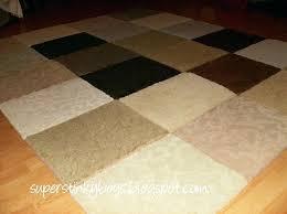 diy burlap rug medium size of rug to hook a rug with fabric rug fabric types diy round jute rug