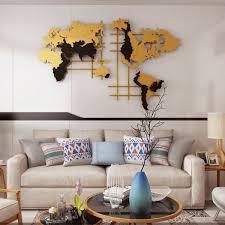 50 marvelous metal wall art décor pieces