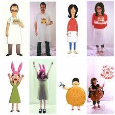Genie Costumes Diy Luxury Bobs Burgers Easy Cheap Costume Happy Halloween  From Bob Of Genie Costumes