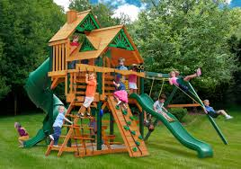 Playset Swings | Kids Swingsets | Gorilla Swing Sets