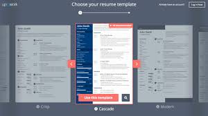 Free Resume Builder Templates Inspirational More Gallery Of