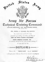 the th bombardment squadron in corsica russell callahan s us army mechanics diploma