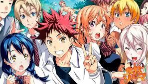 food wars shokugeki no soma anime s
