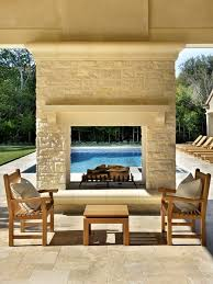 2 way fireplace lates 49 best chimney images on limestone fireplace