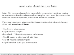 Sample Journeyman Electrician Resumes Journeyman Electrician Cover Letter Sample Journeyman Electrician