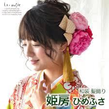 楽天市場和装 髪飾り 造花 姫房 ヘッドドレス ウェディング