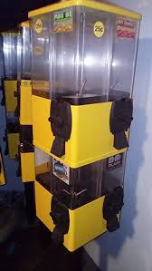 U Turn Vending Machines Adorable Amazon Yellow UTurn Eliminator Gumball Candy Vending Machine