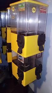 U Turn Vending Machine Complaints Amazing Amazon Yellow UTurn Eliminator Gumball Candy Vending Machine