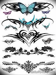 красивые эскизы тату для девушек 08032019 059 Tattoo Sketches