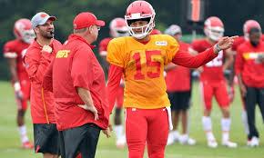 Kansas City Chiefs Depth Chart 2019 Predicting Chiefs 53 Man Roster Depth Chart Practice Squad