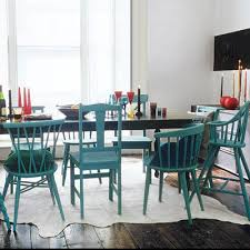 Cool Ideas Colorful Dining Room Sets All Within Cool Teal Dining  Room Chairs With Restaurant K78