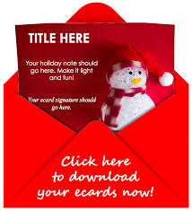 Christmas Ecard Templates Download Customizable Holiday Ecard Templates To Send To Prospects