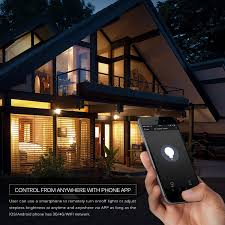 Android App To Turn Off Lights Us 3 93 31 Off Wifi Light Switch Smart Led Dimmer Touch Control Wireless Light Dimmer Compatible With Alexa Google Assistant Ifttt With Bulb In