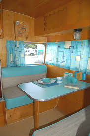 Camper Trailer Kitchen Designs 25 Best Ideas About Trailer Interior On Pinterest Vintage