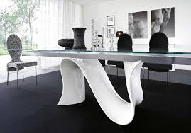 modern glass dining room tables. contemporary modern glass dining room sets tables # [ ] o