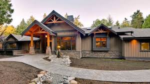 Modern Ranch Style House Designs
