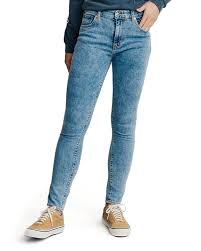 Womens Her High Rise Skinny Fit Jean