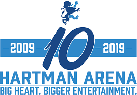 Hartman Arena Park City Tickets Schedule Seating Chart