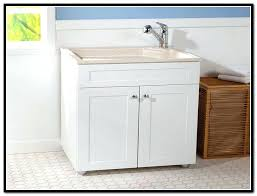 laundry sink vanity. Exellent Vanity Utility Sink Vanity Impressive Sinks With Cabinet At 0 Laundry Room  Pertaining To Decor Lowes And Laundry Sink Vanity