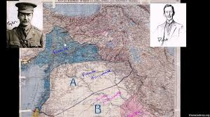 「sykes picot agreement consequences」の画像検索結果