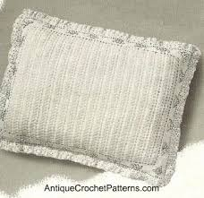 Free Pillowcase Pattern Gorgeous Embroidered Pillowcase Crochet Pillow Cover Free Crochet Pattern