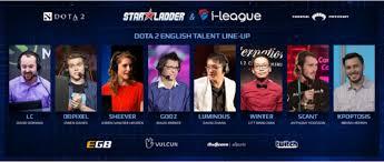 starladder ileague schedule and talent revealed dota blast dota