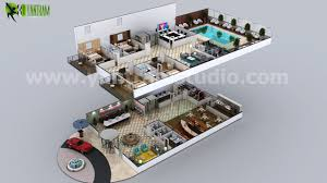 Restaurant kitchen layout 3d Planos Multi Story Hotel 3d Floor Plan Design Ideas We Had Included Complete Set Of Network Of Wallpaper By Wallplazaxyz Super Awesome Multi Story Hotel 3d Floor Plan Design Ideas Architecture 3d Floor