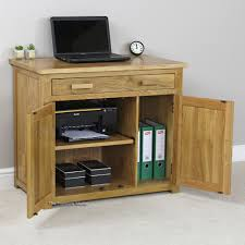 hideaway home office. London Solid Oak Hideaway Home Office Computer Desk Of With Images H