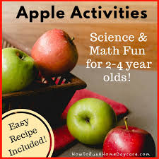 apple activities 1