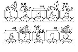 Small Picture Numbers To Print OutToPrintable Coloring Pages Free Download