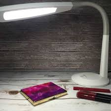 my beauty room isn t bright enough to apply my makeup with out a light the ottlite provides the perfect natural lighting for makeup application