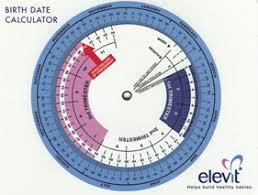 Birth Due Date Chart Pregnancy Due Date Calculator