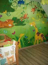 Deco Chambre Bebe Theme Jungle Inspirations Avec Net Deco Chambre Decoration Chambre Enfant Sur Les Themes De Safari Et Jungle Chambre Enfant