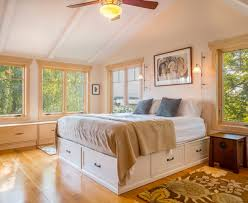Marvelous King Size Bed Frames fashion Chicago Traditional Bedroom ...