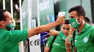اجتماع طارئ للرجاء المغربي بعد إصابة 8 لاعبين بكورونا - الرياضي - ملاعب  عربية - البيان