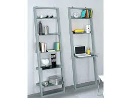 leaning shelves with desk ladder bookcase with desk small ladder shelves bookcase small ladder desk leaning