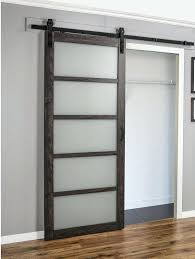 glass panel door continental frosted glass 1 panel laminate interior barn door 4 panel sliding glass