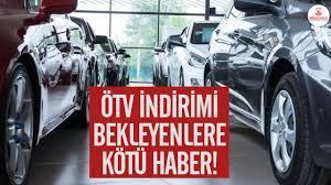 Sıfır araba fiyatları için ÖTV indirimi bekleyenlere kötü haber! - Ekonomi  haberleri
