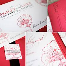 Lovely Wedding Invitations From Wiley Valentine