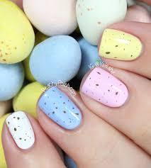 Happy Easter + Mini Egg Nails! - Peachy Polish