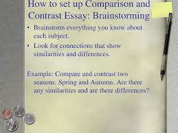 comparison contrast essay explanation for english resources for writers comparison writing