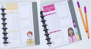 Custom Daily Planner The 2019 Sweet Life Planner Is Now Available I Heart Planners