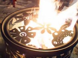 Fire Drum Designs How To Build A Backyard Fire Pit Hgtv