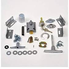 image unavailable image not available for color garage door lock cylinder t handle kit
