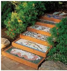 Small Picture Step it up Designing Garden Stairs Mom Blog Society