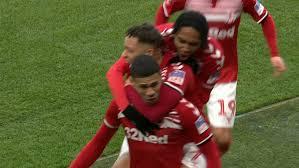 Ashley Fletcher puts Middlesbrough up over Spurs | Watch ESPN