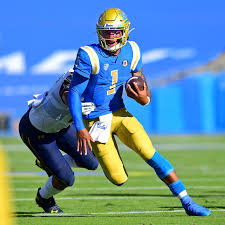 UCLA Football: Starting QB Dorian Thompson-Robinson out vs Oregon ...