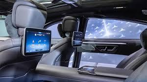 Descuentos hasta un 13.41% en tu nuevo mercedes clase s 2021 pedido a fábrica a la carta. Mercedes Benz Clase S 2021 Nuevos Detalles Sobre El Interior Y Su Arsenal Tecnologico Autofacil